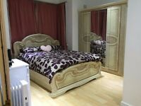 Double bedroom with shower ensuite to rent