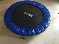 Ideal exercise trampoline