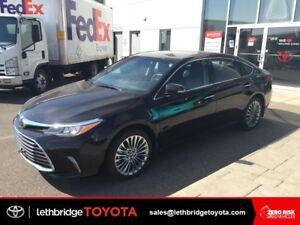 Toyota Certified 2016 Toyota Avalon Limited - Please TEXT 403-89