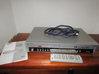SAMSUNG DVD/VIDEO COMBO PLAYER