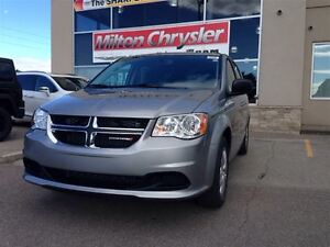 2017 Dodge Grand Caravan SXT / BLUE TOOTH