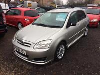 Toyota Corolla SR edition 1.6 56 Reg body kit excellent condition £20 a week on finance