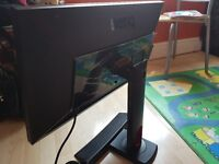 Best gaming monitor Benq XL2720Z - 27 , for ultrawide monitor