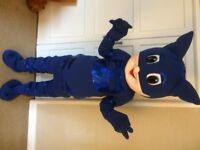 PJ MASK BLUE CATBOY FULL MASCOT COSTUME ADULT SIZE £139.99 plus £13 postage