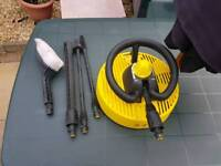 Karcher lance and patio head