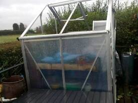 Palm Springs 6x4ft Greenhouse