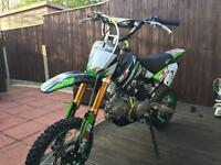 M2R KMX 140cc crf70 pit bike pitbike LIKE NEW!!!!
