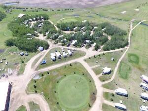 64 SITE CAMPGROUND/18 HOLE GOLF COURSE