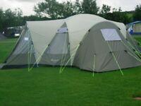 Outwell Hartford XL 8 berth Tent