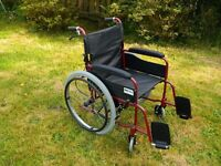 Mobility Chair.