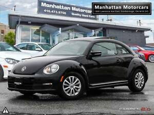 2016 VOLKSWAGEN BEETLE 1.8T |AUTO|CAMERA|PHONE|PANORAMIC|49000KM