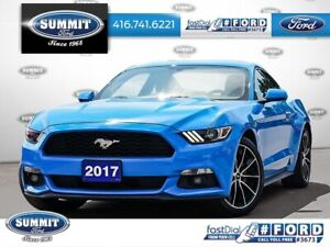 2017 Ford Mustang EcoBoost PremiumNavigation|Leather|Auto