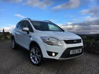 2012 Ford Kuga 2.0 Tdci Zetec 140 Bhp 6 Speed. Finance Available