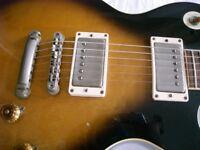 Burny Super Grade electric guitar - Japan '80s - Gibson Les Paul Standard homage