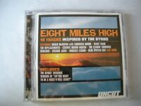 8 Miles High (music inspired by The Byrds) Uncut cover CD (Byrds, McGuinn, Orange Juice, etc.)