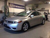 2008 Honda Civic LX SUNROOF! ALLOYS! CRUISE!