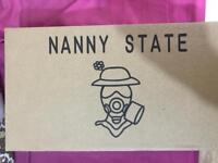 Nanny State Shoes