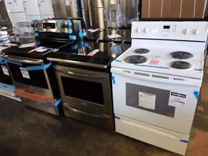 Stoves - LIQUIDATION SALE!