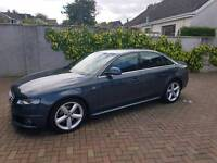 ***Further reduced £6800 Audi A4 sline 2.7tdi Auto with MMI
