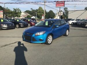 2013 Ford Focus SE (Only $99 bi-weekly, $0 down, OAC, tax incl)