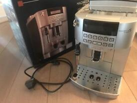 DeLonghi MagnifaS bean to cup coffee machine
