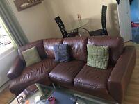 corner sofa bargain real leather