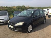 2004 FORD FOCUS CMAX DIESEL FAMILY CAR IN VERY CLEAN ORDER SOME HISTORY GOOD DRIVER VERY ECONOMICAL