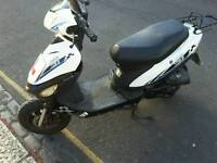 LONGJIA AUTO MOPED MOTORCYCLE SCOOTER ONLY 599 NO OFFERS