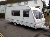 Bailey Ranger 4 birth excellent condition Full awning