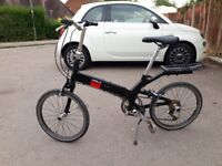 FOR SALE GIANT HALF WAY FOLDING BIKE.