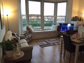 Large one double bedroom flat to let on Comeragh road with stunning views over the QueensTennis club