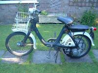 Classic Honda P50 moped