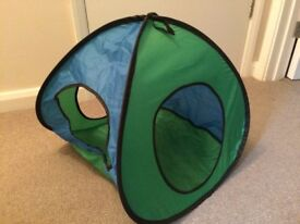 FREE cat tent