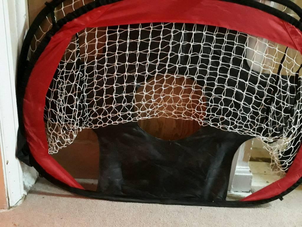 Goal keeping net