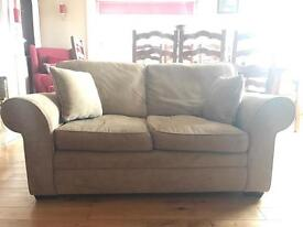 2 x two seater and armchair