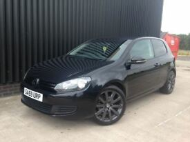 2009 (59) Volkswagen Golf 1.4 S 3dr Alloy Wheels, 2 Keys, Service History, Finance Available May PX