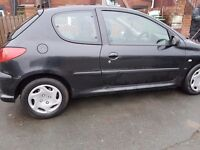 2003 Peugeot 206 2.0 hdi cheap work horse