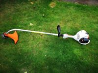 Stihl FS40 Petrol Strimmer used twice for a total of around 15 mins. Excellent condition