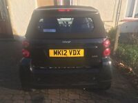 Very clean smart car with full service history