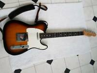 Fender USA Telecaster 2001 sunburst