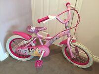 "Disney Princess Kids Bike 16"" wheel"