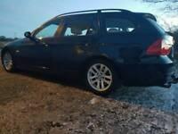 BMW 320i se Touring only 98k