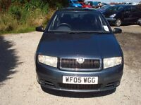Skoda fabia sdi..2005, 1.9 diesel, 130,000 miles , new mot upon purchase,
