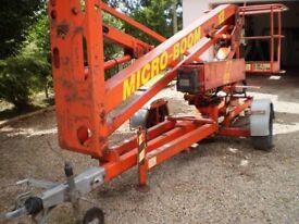 Micro Boom Cherry Picker
