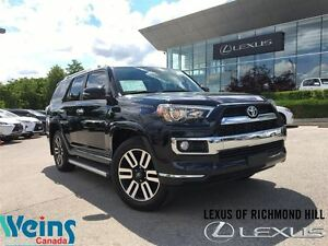 2016 Toyota 4Runner LIMITED/7 PASS/LOADED!!