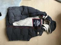 SUPERDRY BODY WARMER WOMENS