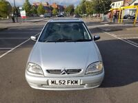 CITROEN SAXO 1.1 2 DESIRE , 2002 , GOOD CONDITION , 5 DOORS ( Cheapest one Online )