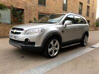 Chevrolet Captiva Chevrolet Captiva 2.0 VCDi LTX 5dr (7 Seats) │Automatic │ Leather │ Bluetooth