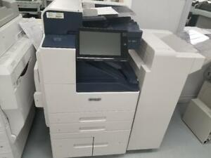 Only 1852 Pages Demo Model Xerox Altalink B8055 Black and White Printer Copier 11x17, Copy, Print, Scan with 55PPM