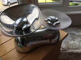 Traditional style kitchen scales